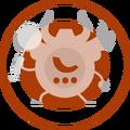 Dekapon emblem
