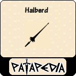 Halberd D