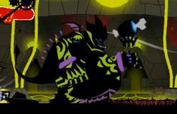 Demonek Balra