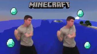 Play Minecraft - Mine Diamonds