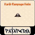 KaribRampageHelm DLC