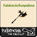 Halabarda Bumpaliona