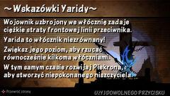 Wskazówki Yaridy