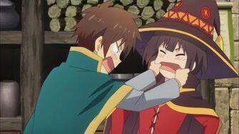 Kazuma X Megumin Funny 😂😂-1