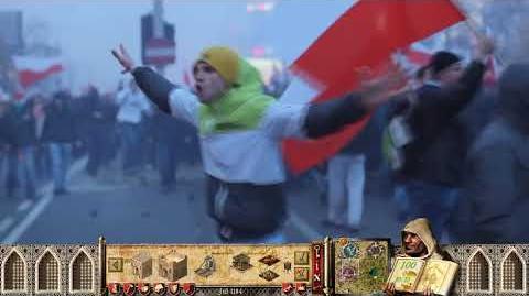 Marsz Niepodległości - Stronghold Crusader -WYKOP