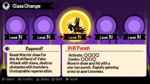 Patapon 3 Ending Choice 1 Bonus (Dark Hero mode)