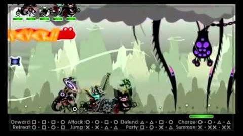 Patapon 3 - DLC Darantula