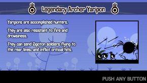 Legendary Yaripon