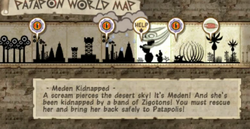 Meden Kidnapped