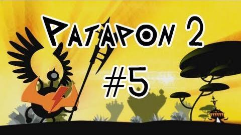 Patapon 2 Walkthrough En Español - Fortaleza karmen en el bosque usso - Parte 5