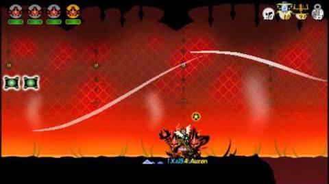 Patapon 3 - Multi Demon Forudo with Four Oohorocs
