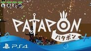 Patapon Remastered Launch Trailer PS4