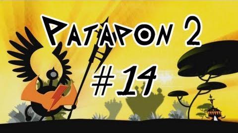 Patapon 2 Walkthrough En Español - Castillo celestial de los dioses - Parte 14