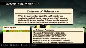 Archfiend of Adamance.