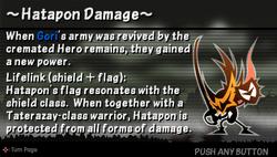 Hatapon dmg