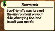 Bowmunkdescription