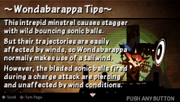 Wondabarappa Tips