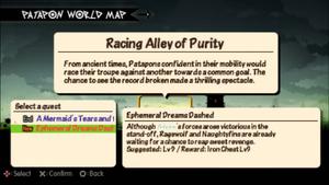 Ephemeral dreams dashed quest info