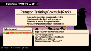 Big Beat, Perfect Marching Fest Quest Info