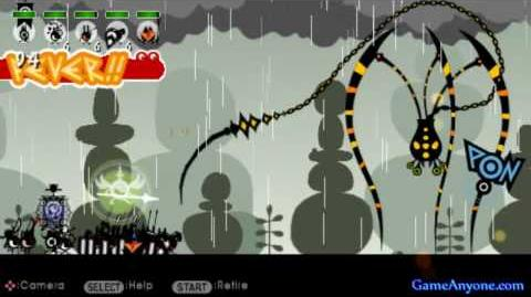 Let's Play Patapon 2 - Mission 10 - Wicked Acts