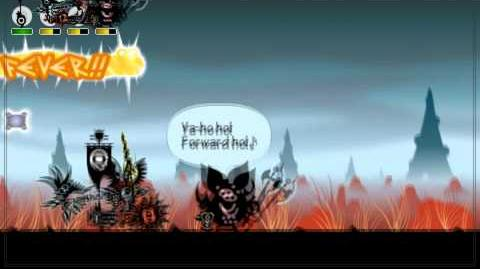 Patapon 3 Boss Bosses 3 (Add-On) Terantus