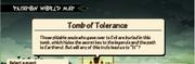 Tomb of tolerance