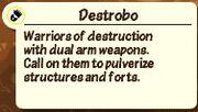Destrobodescription