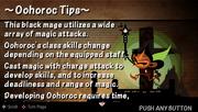 Oohoroc Tips