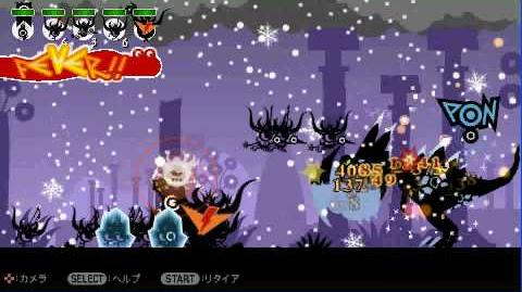 Patapon 2 gameplay 3