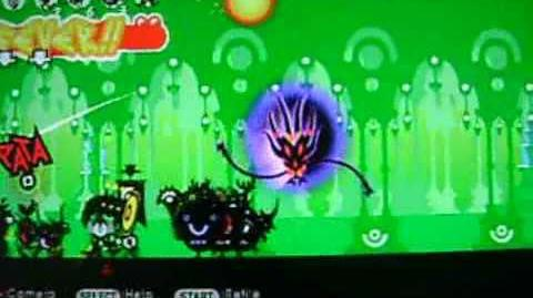 Patapon 2 walkthrough Once uPON a Time in PATA-Pole mission 46