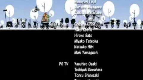Patapon 2 Credits English