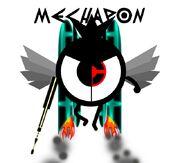 Mechapon the cyborg patapon by iamsorrowflute-d4x2aed