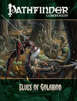 Elves of Golarion