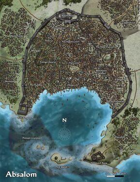 Absalom map