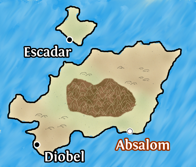 Absalom Pathfinder Wiki Fandom Powered By Wikia