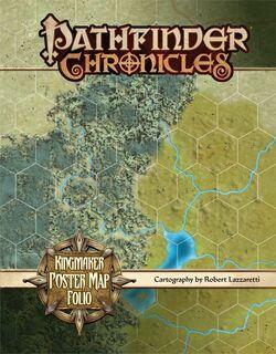 Kingmaker Poster Map Folio