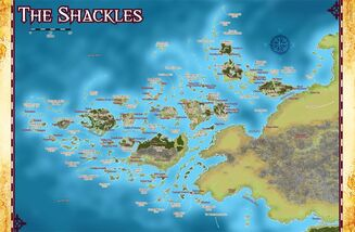 Shackles map
