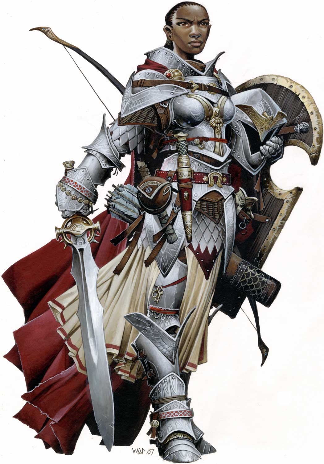 Character Design Tropes : Paladin pathfinder wiki fandom powered by wikia