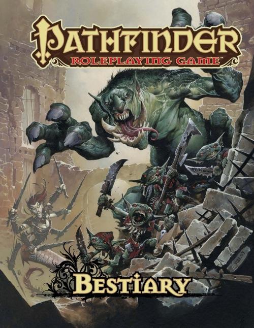 Pathfinder RPG Bestiary | Pathfinder Wiki | FANDOM powered by Wikia