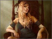 Katherine-dinger-cersei-seated-by-jezebel