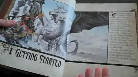 PATHFINDER RPG CORE RULEBOOK PREVIEW!