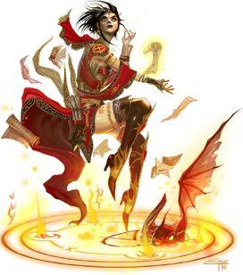 Chelaxian devil binder
