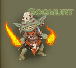 Gogmurt