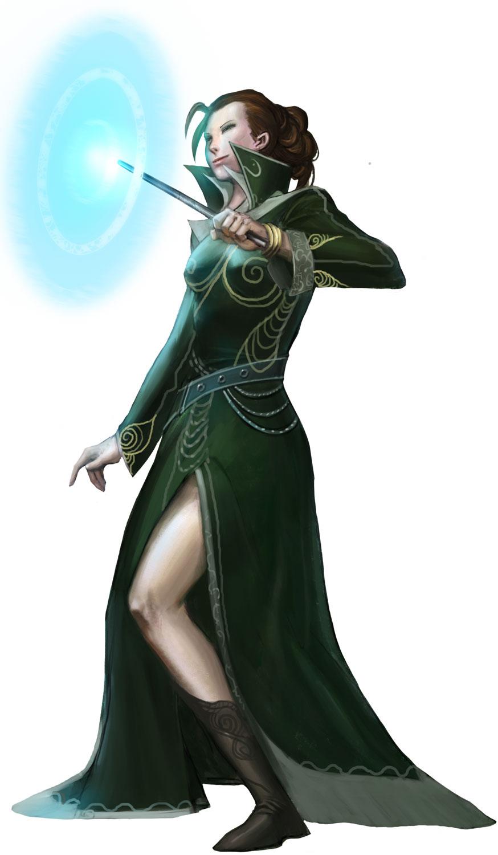 Image Result For Pathfinder Sorcerer Build