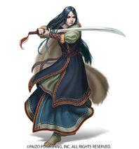 Aldori swordlord