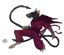 Ratfolk ninja color Ryan Rhodes816f