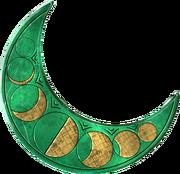 Tsukiyo holy symbol