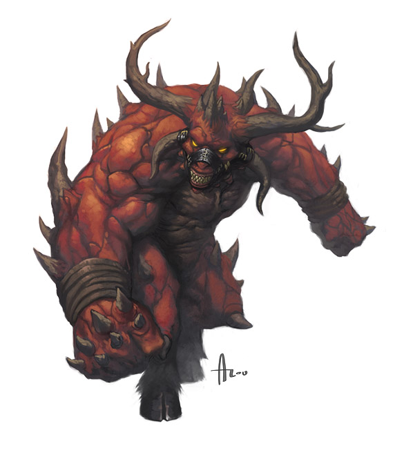 Signore Dei Demoni Pathfinder Wikia Fandom Powered By
