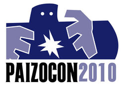 PaizoCon 2010 logo