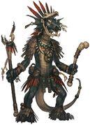 kobold shaman